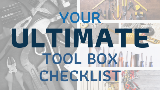 Your Ultimate Tool Box Checklist