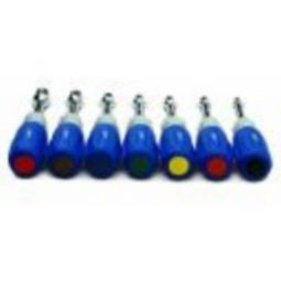 Williams 24050 7-Piece Cush Grip Nut Driver Set