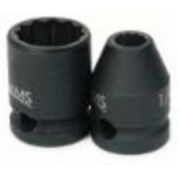 Williams 353xx 3/8 Drive Standard Impact Socket 12 Point SAE
