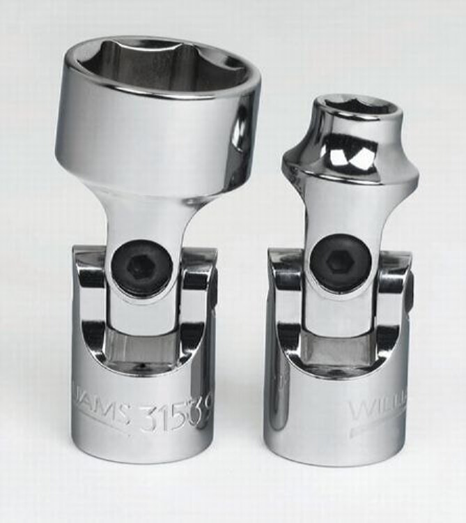13mm Williams 31613 3//8-Inch Drive 12 Point Shallow Socket