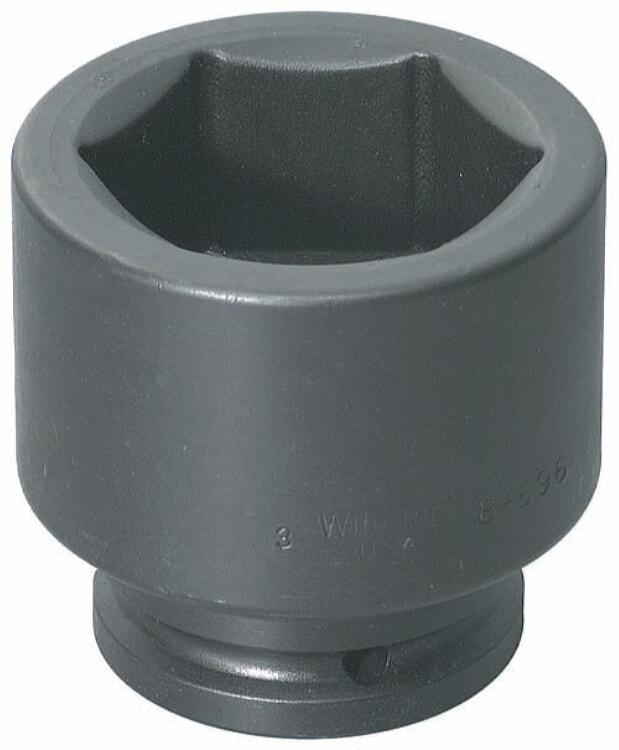 Set 3//8 through 1-1//2 SAE 6 pt 19 pc Wright Tool 1//2 Drive Impact Socket Lot