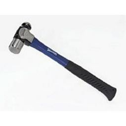 Williams 20542 8 Oz Ball Pein Fiberglass Handle Hammer