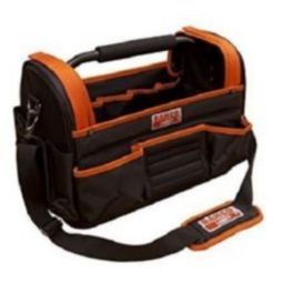 Bahco 3100TB Tool Bag, Hard Side Open Top