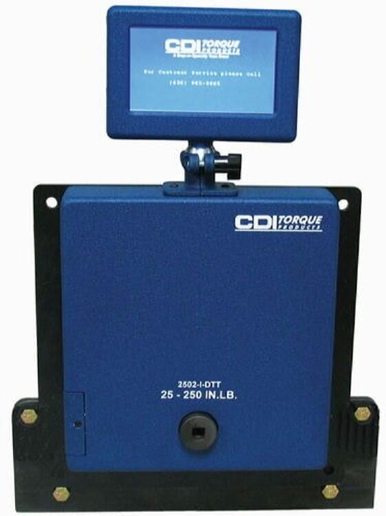 3/4 In Drive 60-600 Ft. Lb Digital Torque Tester- 6004-F-DTT