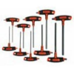 Bahco 900T-10US 10 Piece, T Handle Set, SAE