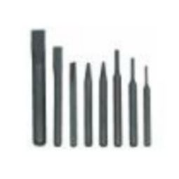 Williams PC-8 8 Piece Punch & Chisel Set(Roll)
