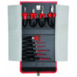 Bahco 3045V-1 Insulated Tool Set, 10 Piece