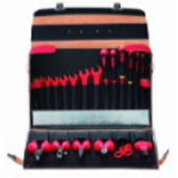 Bahco 3045V-2 Insulated Tool Set, 19 Piece