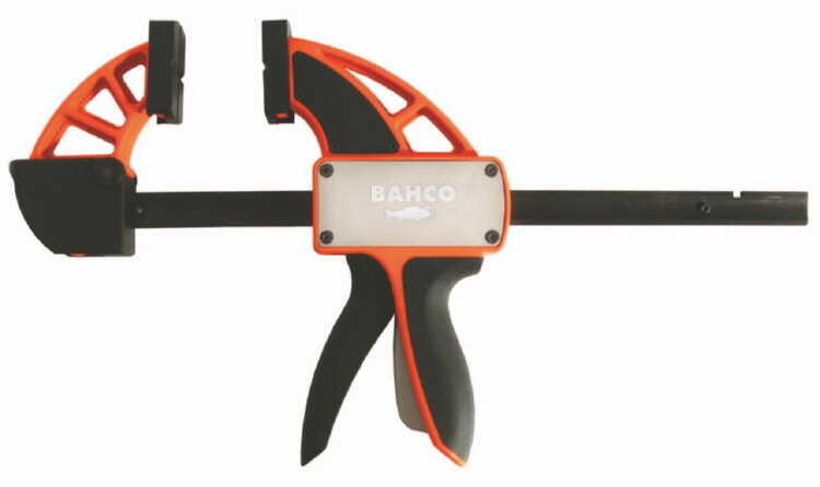 Bahco QCB-450 Quick Clamps 16-inches 450-lbs