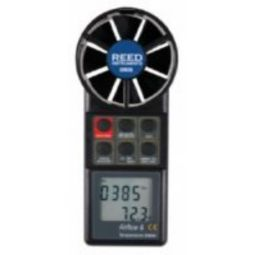 REED 8906-NIST Thermo-Anemometer - with NIST Traceable Certificate