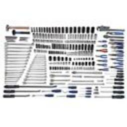 Williams WMSC-344TB Petroleum Oil Field Service Set 344 Pieces with Tool box