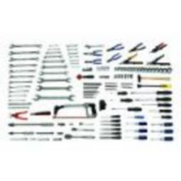 Williams WSC-173TB Intermediate Maintenance Service Set - Tool Boxes 173 Pieces