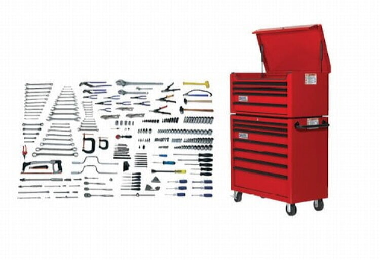 Williams WSC-277TB Advanced Maintenance Service Set With Tool - 277 Pieces