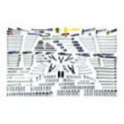 Williams WSC-317 Intermediate Technician's Tool Set - 317 Pieces
