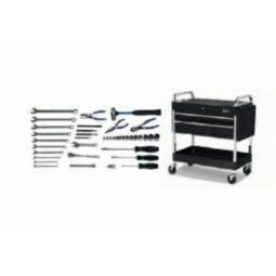 Williams WSC-41TB Basic Service Set With Tool Box - 41 Pieces