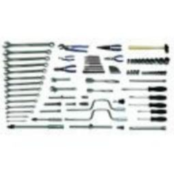 Williams WSC-80TB General Service Set With  Tool Box - 80 Pieces