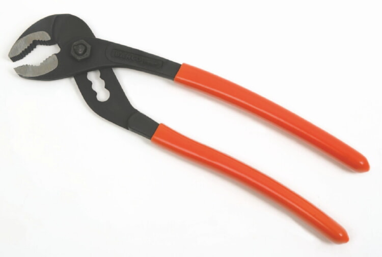 Bahco 222D Alligator Pliers - 6-inch