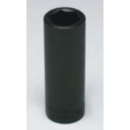 Wright Tool 4912 1/2-inch Drive 3/8-inch Deep Impact Socket 6-Point