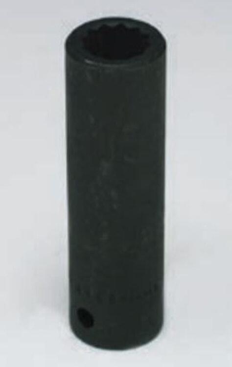 "Wright Tool 4986 1-1//8/"" 1//2/"" Drive 12-Point Deep Impact Socket"