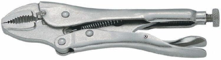 Williams 23301 Curved Locking Plier Cutter 5-inch