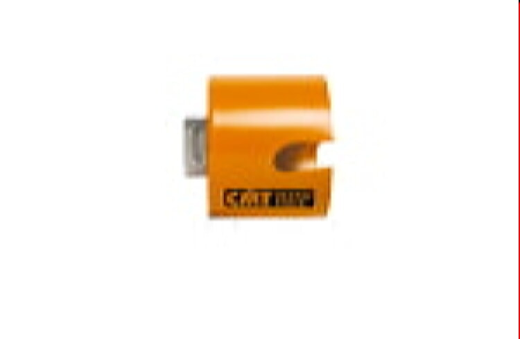 CMT 551-HS2 Steel Center Drill with 25//64 Shank for Bimetal Hole Saws