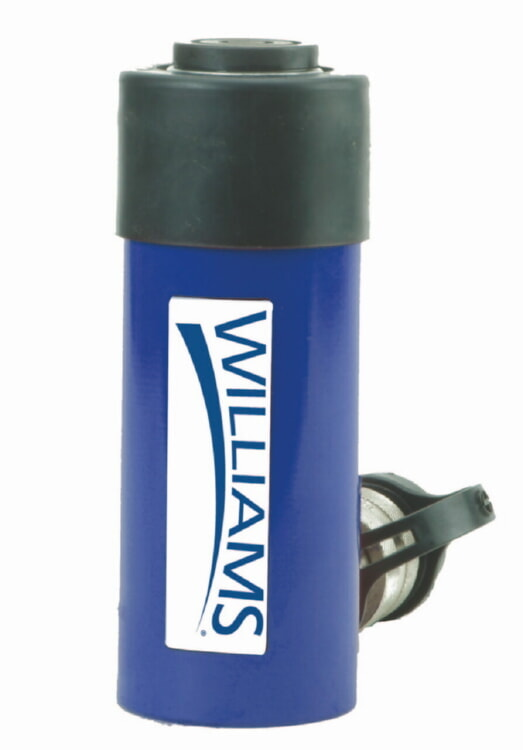 Williams 6C10T02 10-Ton Single Acting Cylinders 2.25'' Stroke 3/8'' Fitting