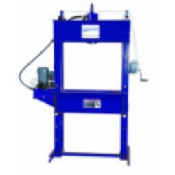 Williams 9A55T06 55-Ton Shop Press, Air Pump, 6'' Stroke