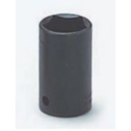 1/2 inch Drive 13/16 inch Black Penta Impact Socket 5 Point-90H76 Wright Tools