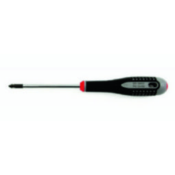 Bahco BE-8600 Ergo Handle Phillips Screwdriver #0 Point, 6-1/2-inch