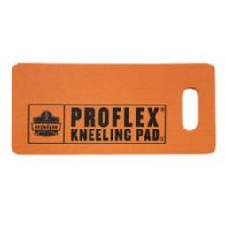 Ergodyne ProFlex 375 Compact Kneeling Pad 8x18in Orange