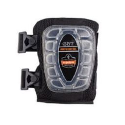 Ergodyne ProFlex 357 Short Cap Lightweight Gel Knee Pad (18358)