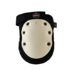 Ergodyne ProFlex 325HL Non-Marring Rubber tan Cap Knee Pad Hook/Loop