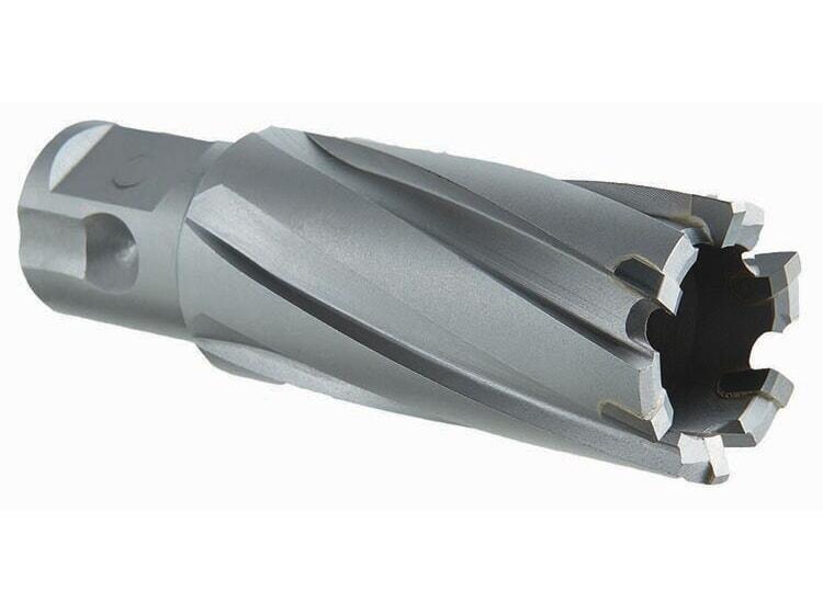 Annular Cutters 1.3//8 Depth of Cut Carbide Tipped Drillco 91CT140 5//8