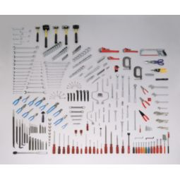 374 Pc Master Maintenance Set, including WT2712RD & WT2711RD