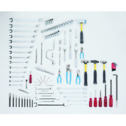 Wright Tool 135 Pc General Maintenance Set, including WT2103RD