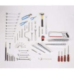 141 139 Mechanics Set, Tools Only - Wright Tool
