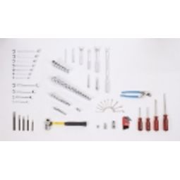 Wright Tool 161 98 Pc Basic Service Set, Tools Only