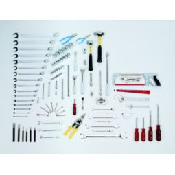 Wright Tool 180 114 Pc Industrial Maintenance Set, including WT2606RD