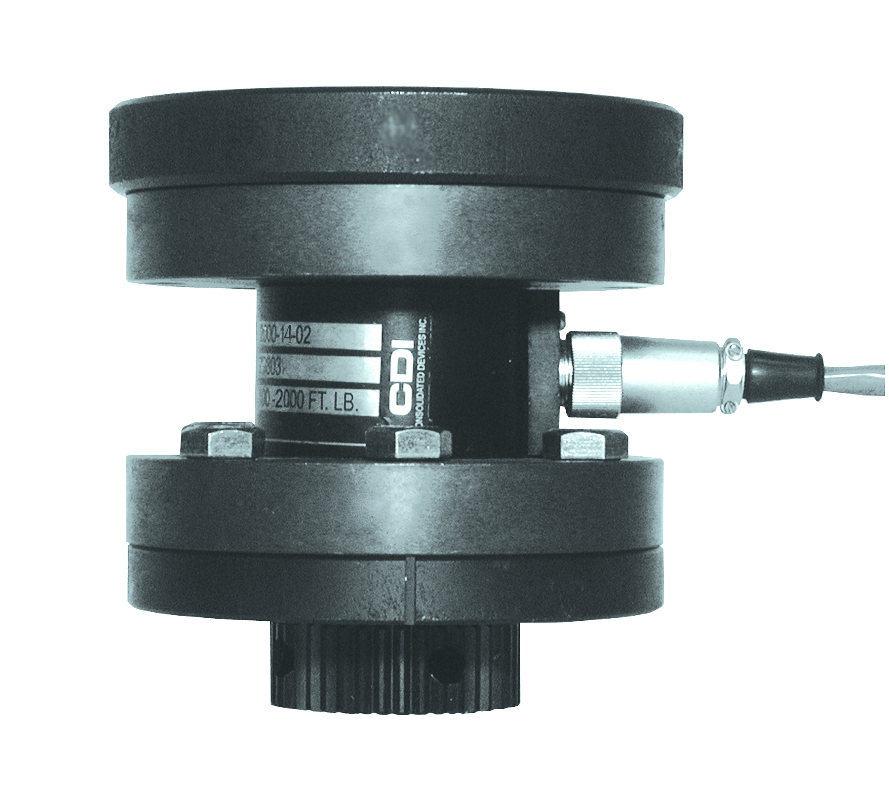 Transducer Range From 200 - 2000 ft. lbs -CDI Torque 2000-14-02