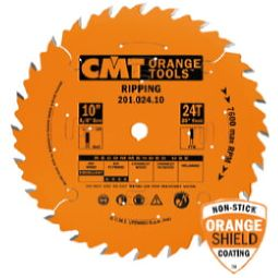 CMT Orange Tools 201.024.10 Ripping Blade 10