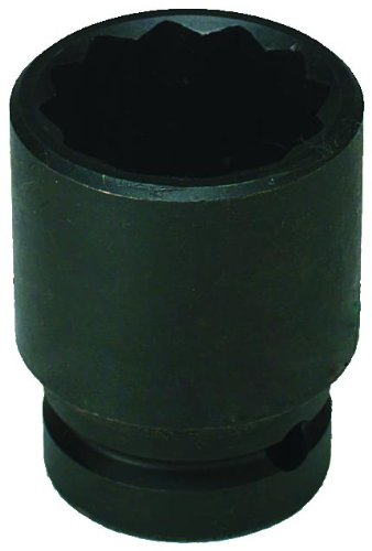 Wright Tool 67H48 3/4-inch Drive 1-1/2-inch Impact Socket 12-Point