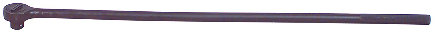 1 inch Drive Long Black Knurled Steel Handle 42 inch Overall Length - Wright Tool 8425