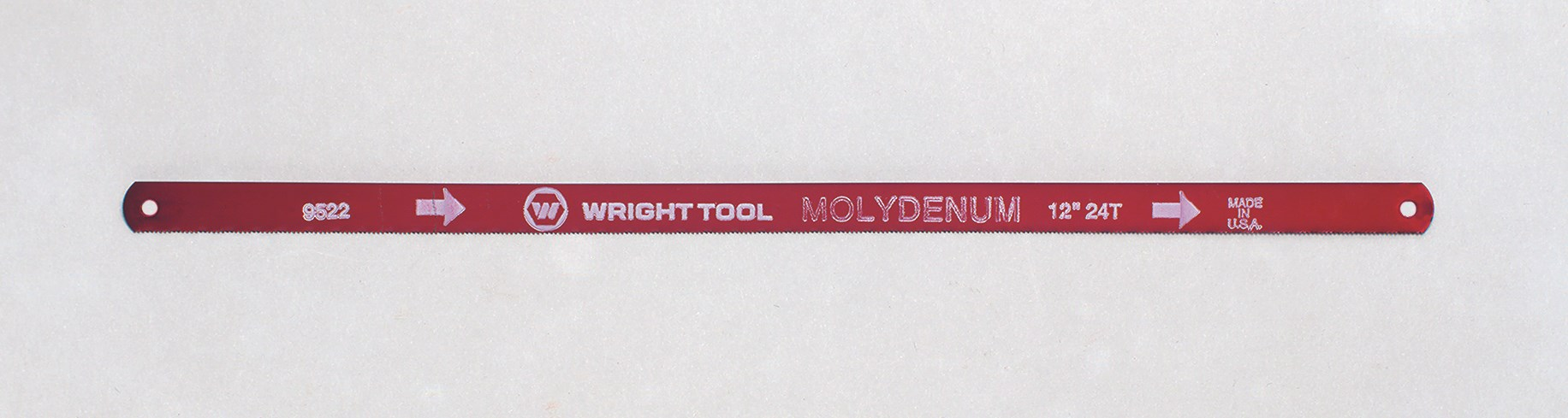 Wright Tool 9522 12-inch Bi-Metal 20/24T (10 Pack)