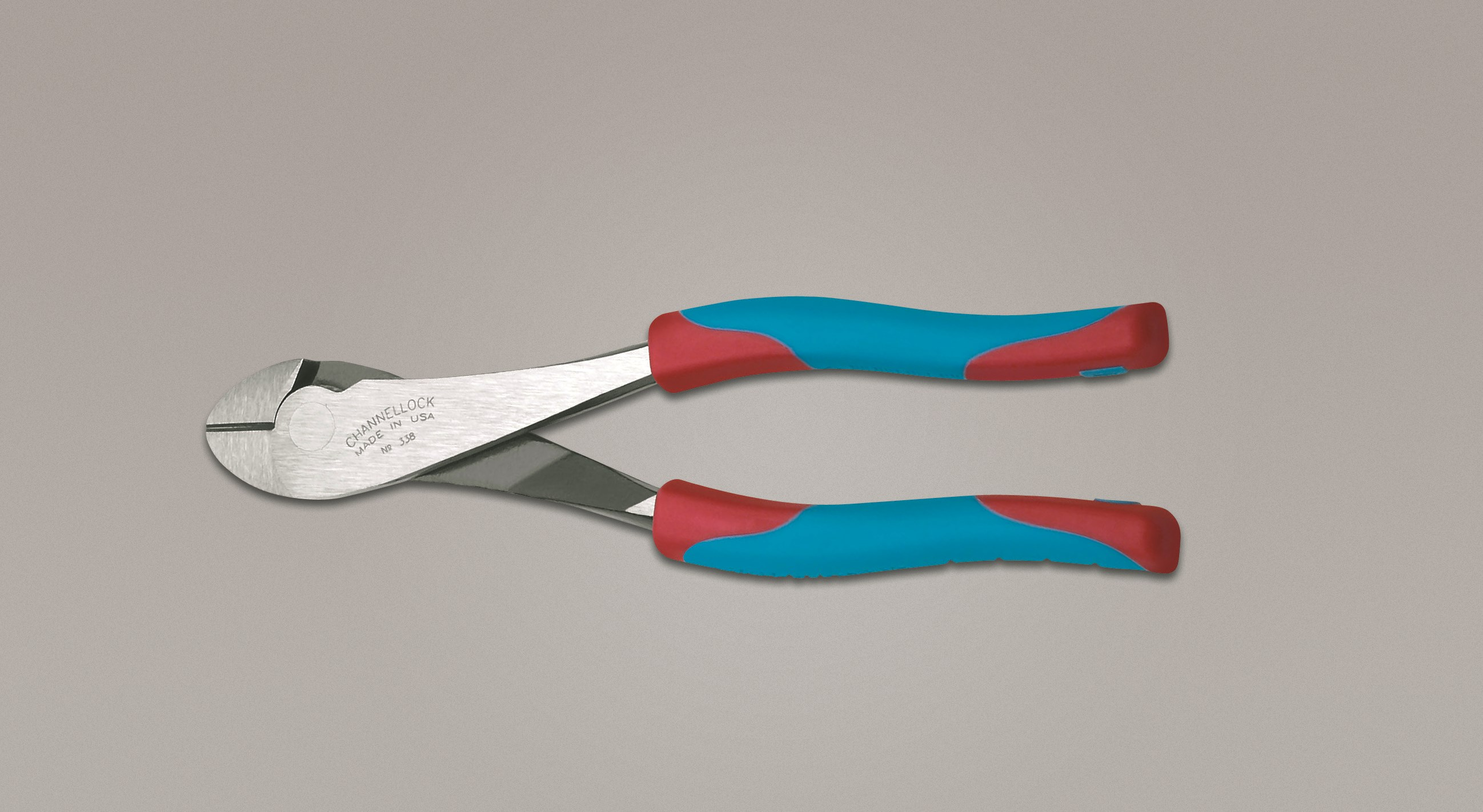 Wright Tool 9C338CB Diagonal Cutting Plier (Channellock #338CB)