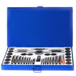 Drillco 2000E40 Import HSS 40 Pc. Frac. Tap & Die Set