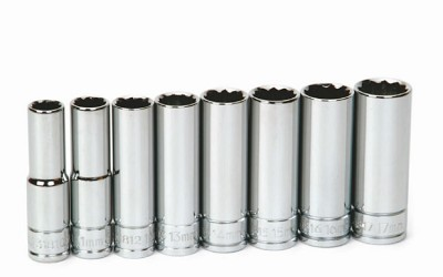 Williams JHW31934 Socket Set, 3/8