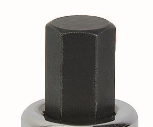 "Williams BITH0805 Standard Hex Replacement Bit 1/4"" x 1.17"""