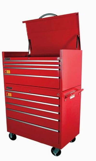 Williams 50860 4 Drawer 42 inch Heavy-Industrial Top Chest