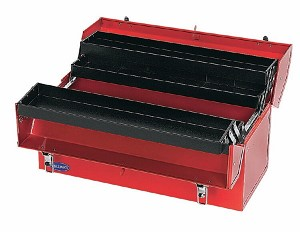 Williams TB-6218A Cantilever Toolbox 21""