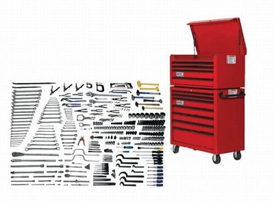 Williams WSC-352TB Master Maint Service Set With Tool Boxes - 352 Pieces